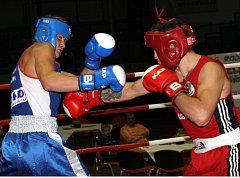 Jan Sojka v ringu