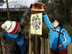 Velká předvánoční akce se v sobotu konala v ostravské zoologické zahradě. Byla určena zejména dětem, na které čekalo zpívání koled u živého betléma.