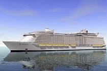 Největší výletní loď na světě Oasis of the Seas je z vítkovické oceli