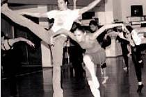 Ze zkoušky baletu Macbeth