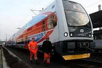 K novému jízdnímu řádu budou v Moravskoslezském kraji nasazeny další tři elektrické jednotky CityElefant.