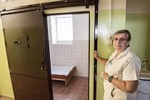 Radmila Vysloužilová už slouží na záchytce od roku 1990.