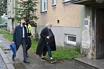 Kontroly bytů společnosti Heimstaden proběhly opakovaně na ulici Technická ve Slezské Ostravě.