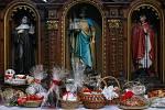 Nedělní slavnost Zmrtvýchvstání Páně v katedrále Božského Spasitele v Ostravě.