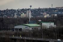 SUEZ Využití zdrojů, a.s. - spalovna odpadů, 5. března 2019 v Ostravě.