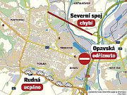 Přírodní rezervaceTurkov v Ostravě_Třebovicích snad zůstane výstavbou Severního spoje nedotčená