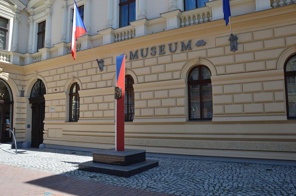 Koronavirus uzavřel turistické cíle i muzea. Ostravské muzeum. Ilustrační foto.