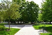 Park Čs. letců v Ostravě - ilustrační foto.