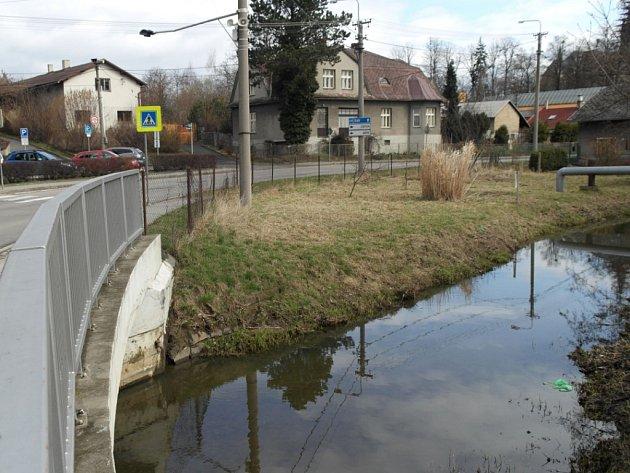 Koryto vodního toku Polančice má projít úpravou od Klimkovic přes Polanku k Polním rybníkům.