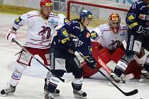 Extralgové utkání HC Vítkovice Steel - HC Oceláři Třinec