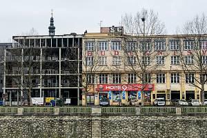 Barrák music club, březen 2020 v Ostravě.