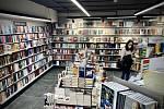 Knihy Dobrovský v Ostravě na Karolině otevřely novou prodejnu.
