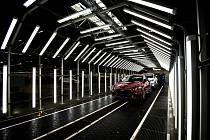 Ilustrační fotografie automobilka Hyundai Motor Manufacturing Czech s.r.o.