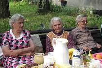 Všude dobře, tady nejlíp, říkají obyvatelé Domu pokojného stáří u Panny Marie Frýdecké.