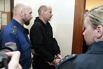 Vrah Karel Velička byl za vraždu důchodkyně odsouzen k osmnácti rokům žaláře.
