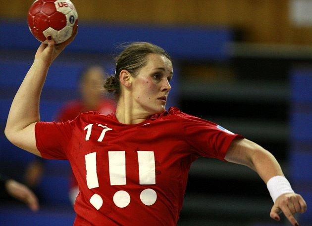 Eva Minarčíková jedenácti góly pomohla Porubě k výhře v Trenčíně.