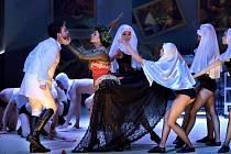 Operně-baletní mystérium o temném rytíři Robert ďábel v podání Národního divadla moravskoslezského.