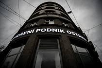 Budova dopravního podniku Ostrava. Ilustrační foto.