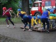 Bartovické ženy jsou v hasičských soutěžích velmi úspěšné.