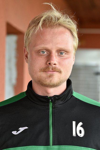 Marek Šimáček, obránce.
