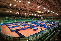 Mistrovství Evropy juniorů a kadetů 2013 ve stolním tenise v Ostravě.