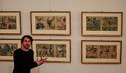 Kurátor výstavy Jan Kunze představuje další velký výstavní projekt Opavské kulturní organizace. V Domě umění můžete až do května zhlédnout díla českého malíře a ilustrátora Josefa Lady.