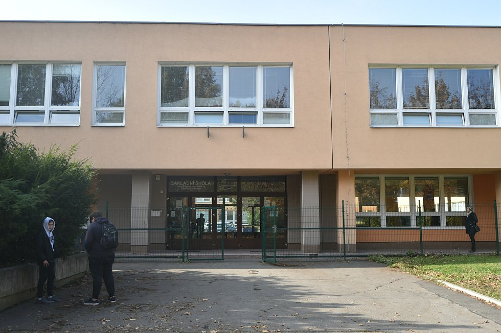 ZŠ Jugoslávská v Ostravě. Ilustrační foto.