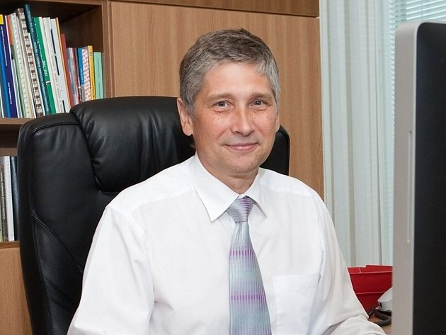 Rektor VŠB-TUO Ivo Vondrák.
