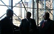 Za účasti Karla Schwarzenberga a dalších významných osobností se v pátek 16. listopadu v Dolních Vítkovicích uskutečnila celodenní akce shrnující posledních deset let příprav a následné proměny této jedinečné industriální památky.