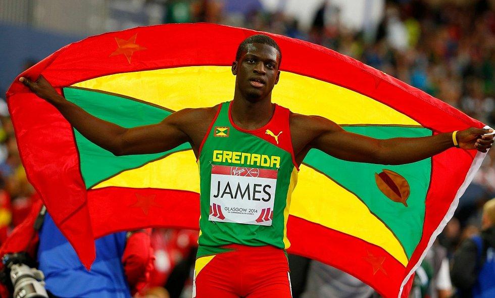 Na Zlaté tretře 2021 poběží také olympijský šampion Kirani James z Grenady.