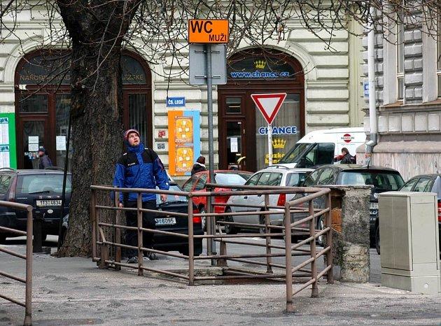 Ilustrační foto z centra Ostravy