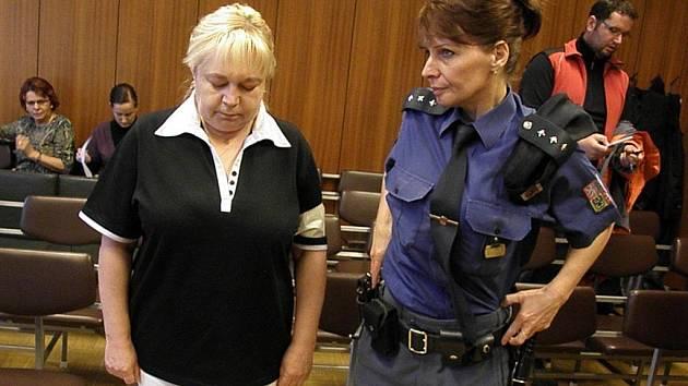 K sedmi rokům byla ve středu odsouzena třiapadesátiletá Dáša Kovaříková z Budišova nad Budišovkou, která v dubnu letošního roku zabila svého manžela.