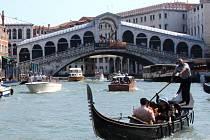 Benátky inspirují, což dokazuje i tato fotografie.