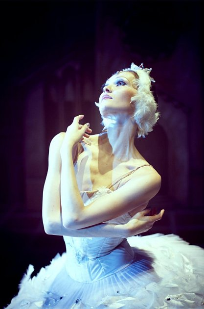 Russian Classical Ballet vede uznávaná tanečnice Evgeniya Bespalova.