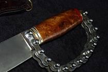 Nůž. Ilustrační snímek.