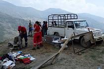 Český trauma tým pomohl v Nepálu stovkám lidí.