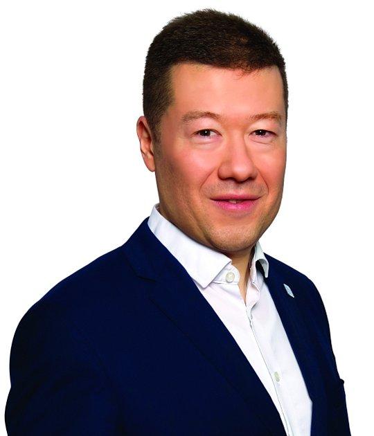 SPD: č. 1.Tomio Okamura