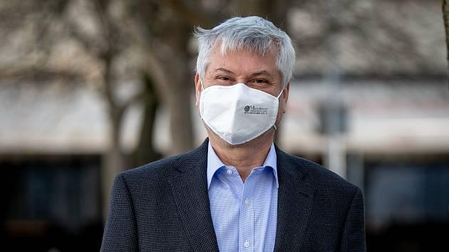 Politik Petr Kajnar.