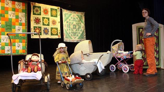 V Kulturním domě K-TRIO v Ostravě-Hrabůvce se uskutečnil Festival patchworku.