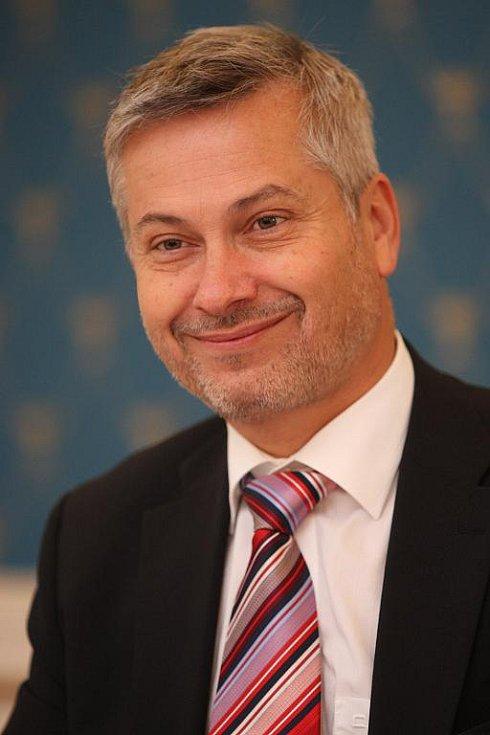 Ostravský primátor Petr Kajnar.