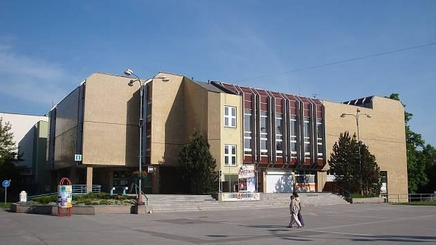 Kulturní dům v Kopřivnici.