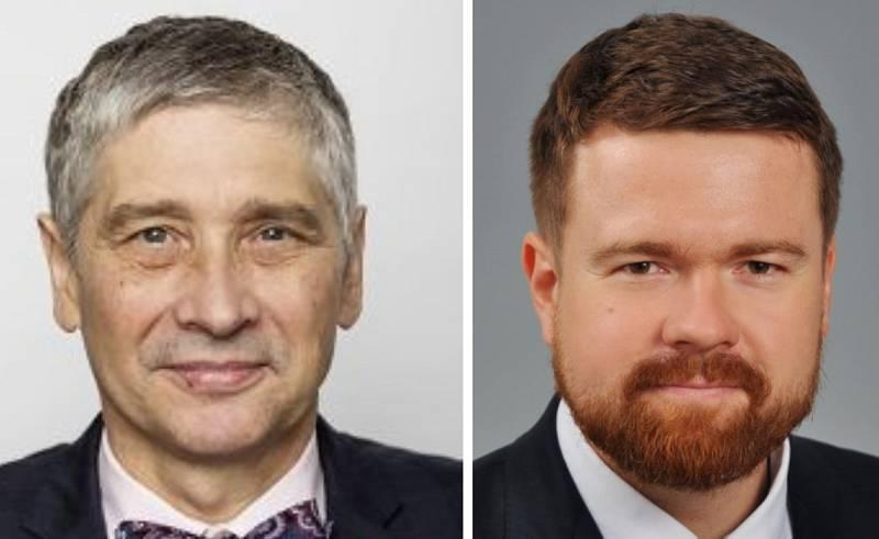 Na snímku vlevo hejtman MS kraje Ivo Vondrák, vpravo starosta Krnova Tomáš Hradil.