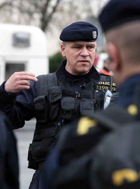 Policie nacvičovala pátrání po pohřešovaných lidech