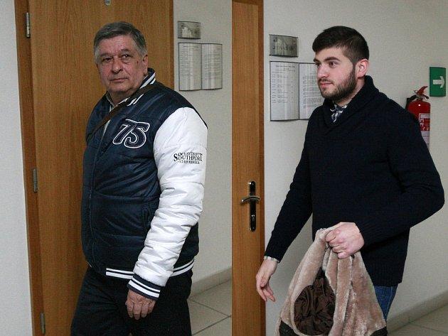 Slováci Štefan Balog i jeho vnuk Mário Balogh od Okresního soudu v Ostravě odešli s podmíněnými tresty.