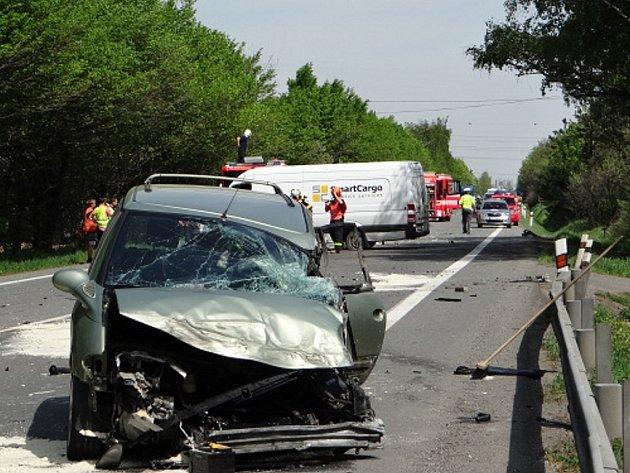 Dopravní nehoda tří vozidel se v pátek 10. května okolo 10:30 stala v Plzeňské ulici v Ostravě.