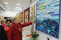 Čtvrtý ročník výstavy Kreativ Ostrava, která se koná na výstavišti Černá louka.