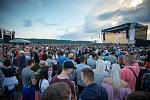 Štěrkovna Open Music 2018, 24. července 2018 v Hlučíně.