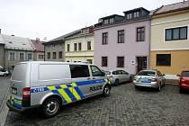 Policie vyšetřuje smrt ženy v Klimkovicích.