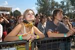 Návštěvníci loňského festivalu Colours neskrývali spokojenost