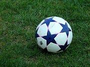 Z fotbalového utkání ČFL Karlovy Vary - MFK Chrudim 3:3.